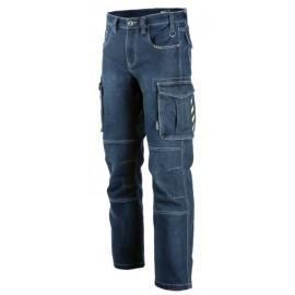 Рабочие брюки из джинсы Dimex 6052