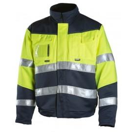 Зимняя сигнальная куртка Dimex 6034