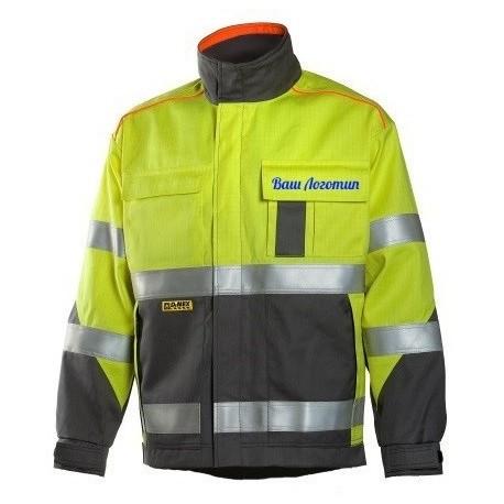 Антистатическая огнеупорная куртка Dimex 6000
