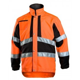 Рабочая куртка лесоруба Dimex 832 для работы с кусторезом