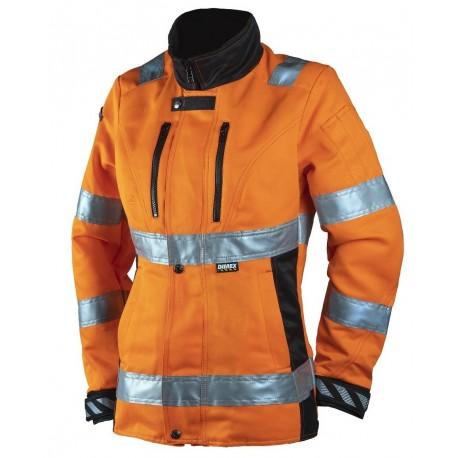Женская сигнальная куртка Dimex 6012R