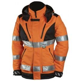 Женская сигнальная куртка Dimex 6013R