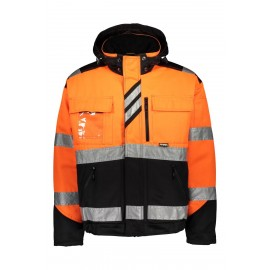 Зимняя сигнальная куртка Dimex 60211