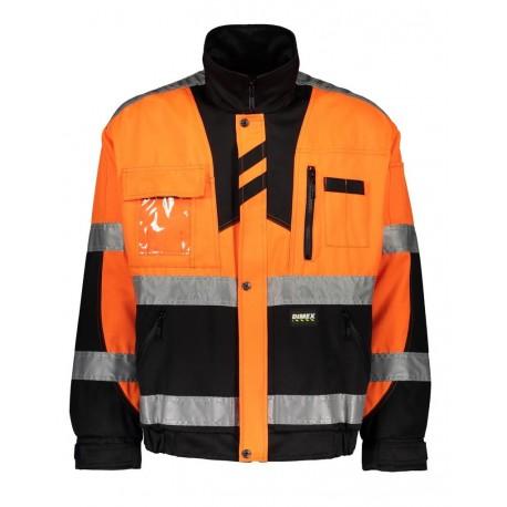 Рабочая куртка DIMEX 60191, оранжевый
