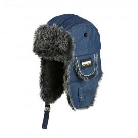 Зимняя шапка-ушанка Dimex 4209+