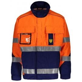 Антистатическая огнеупорная куртка Dimex 6000B