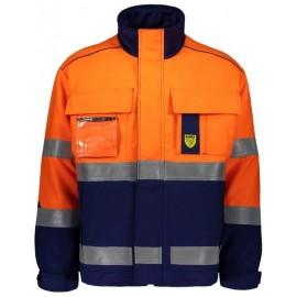 Зимняя антистатическая огнеупорная куртка Dimex 6004B